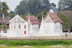 Ancient Thai temple of Wat Uposatharam in Uthai Thani, Thailand Stock Photos