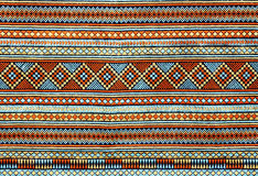 Ancient thai textiles Royalty Free Stock Image