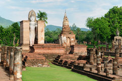 Ancient Thailand Stock Image