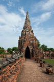 Ancient Thailand temple Stock Images