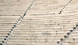 Ancient theater of Acropolis Royalty Free Stock Photography