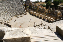 Ancient theater. Stock Photography