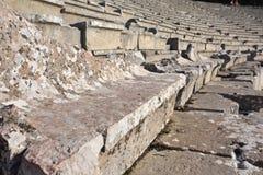 Ancient theater Epidavros, Argolida, Greece Stock Photo