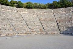 Ancient theater Epidavros, Argolida, Greece Royalty Free Stock Photos