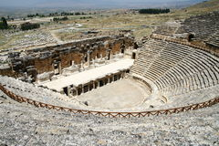 Ancient theater Stock Photography