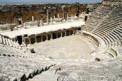 Ancient theater Royalty Free Stock Photography