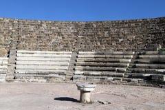Ancient theater Stock Photos