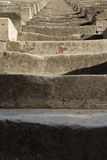 Ancient Theater Stairs, Orange, France Royalty Free Stock Photography
