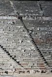 Ancient theater texture Stock Image