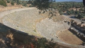 Ancient Theater Stock Photo