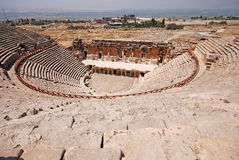 Ancient theatre Royalty Free Stock Photo