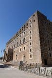 Ancient theatre of Aspendos in Turkey Stock Photo