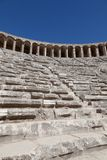 Ancient theatre of Aspendos in Turkey Stock Photography