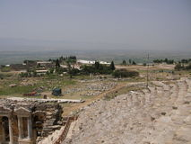 Ancient theatre Stock Image