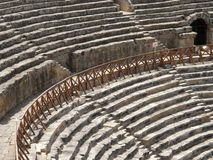 Ancient theatre Stock Images