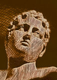 Ancient thinker Stock Images