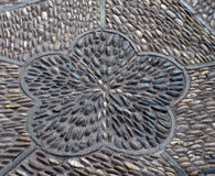 Ancient  tile. Royalty Free Stock Photography