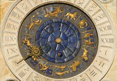 Ancient time, Astrology and Horoscope stock photos