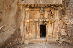 Ancient tomb Stock Photos