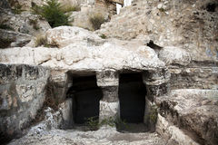 Ancient Tomb Stock Image