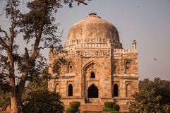Ancient Tomb in Lodhi Garden Royalty Free Stock Photography