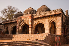 Ancient Tomb in Lodhi Garden Stock Photos