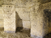 Ancient tomb in Tierradentro,Colombia, Stock Photo