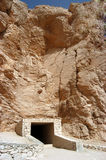 Ancient tomb at Valley of the kings Stock Image