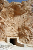Ancient tomb at Valley of the kings Stock Photo