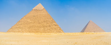 The ancient tombs Stock Images