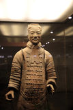 Xi'an Terracotta Warriors in China Stock Image
