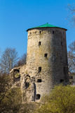 Ancient tower Stock Photography
