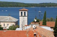 Ancient tower of Pula, Croatia Stock Photos