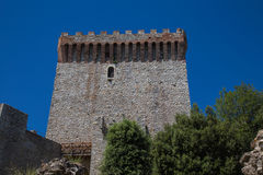 Ancient tower Stock Image