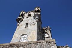 Ancient tower in Tarifa, Spain Stock Photos