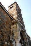 Ancient tower in Trieste, Friuli Venezia Giulia Italy Stock Photo