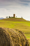 Ancient tower in Tuscany Stock Photography