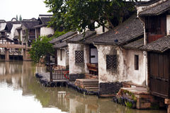 Ancient town. Of wuzhen,china stock images