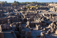Ancient town of Bam Stock Photo