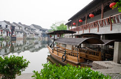 Ancient town in China Royalty Free Stock Photos