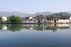 Ancient town of china Stock Image