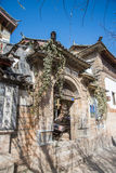 The ancient town of china Royalty Free Stock Image