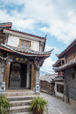 The ancient town of china Royalty Free Stock Images