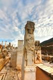 The ancient town Ephesus, Turkey Royalty Free Stock Images