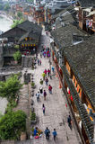 The Ancient town of FuRong Royalty Free Stock Photos