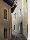 The ancient town of Hallein, Salzburgerland. Austria Royalty Free Stock Image