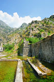 Ancient town Kotor Royalty Free Stock Photography