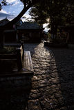 The ancient town of LiJiang Stock Photos