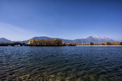 The ancient town of LiJiang Stock Photography