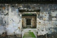 The ancient town of longmen,hangzhou,zhejiang,china Royalty Free Stock Image